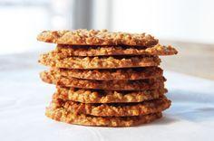 Clean Recipes, Low Carb Recipes, Sweet Recipes, Dog Food Recipes, Cookie Recipes, Healthy Bars, Healthy Sweets, Healthy Baking, Healthy Food
