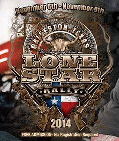 Lone Star Motorcycle Rally 2015 in Galveston, TX - Lightning Customs Biker Rallies, Motorcycle Rallies, Bobber Motorcycle, Motorcycle Outfit, Bike Rally, Picture Site, Can Am Spyder, Custom Harleys, Dirtbikes