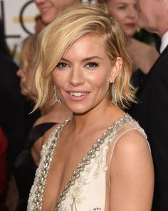 18 Medium Hairstyles to Try in 2015 via Brit + Co.