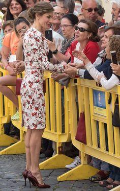 koningin letizia 24-4-2017