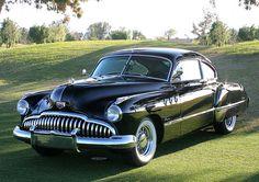 1949 Buick Super Sedanette - black - fvl