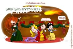 Pocket princesses #42                               Chines New Year