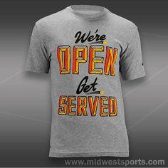 Nike We're Open NYC Tee