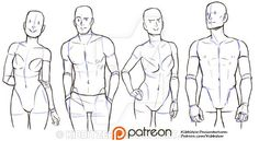 I didn't think about the most simple reference sheet! casual standing poses! everybody need them! for a character design, for a simple drawing or an exercise. they will be perfect in th...