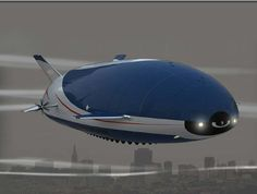Aeroscraft ML866 - the future is now.  Looks a little too much like the stereotypical UFO....hmmm... wondering how many years it took to develop this?