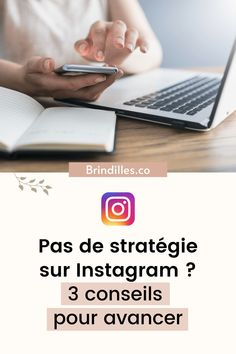 3 conseils pour construire votre stratégie sur instagram Inbound Marketing, Application Pour Instagram, Site Wordpress, Le Web, Instagram Tips, Social Media Tips, Social Media Marketing, Content Marketing