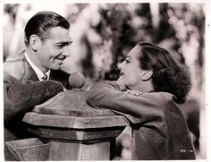 Still with Clark Gable, Joan Crawford in ''Forsaking All Others'' 1934