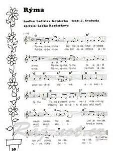Noty Pisničky Pro Děti školka - Yahoo Image Search Results