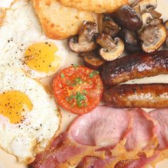 British Food, Explained For Americans