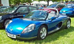 1997 Renault Sports Spider with the 2.0L 4-cylinder 16-valve Engine (photo by R.Knight)
