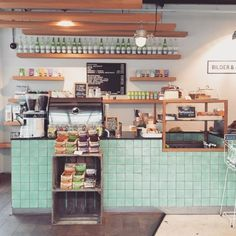 Restaurant Mobile App : How will it help me? Bar Deco, Deco Cafe, Café Restaurant, Restaurant Design, Café Design, Bistro Decor, Cafe Counter, Cafe Interior Design, Brewery Interior
