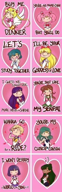 Sailor moon valentines. michuru-let me play you an ocean melody