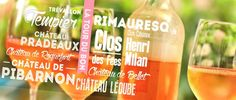 A taste of Provençal life. New rosé sale!
