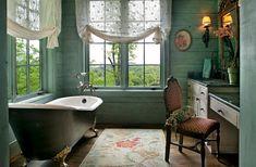 außerordentliches badezimmer mettalisch farbe freistehende badewanne