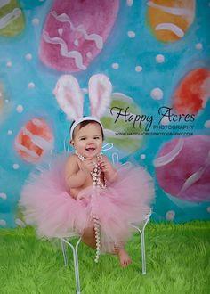 LIL+BUNNY+tutu+....+Pink+Easter+tutu+size+by+alliballiboutique,+$24.95