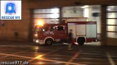 Police + Madrid fire department // Policía + Bomba BO-21 Bomberos Madrid...