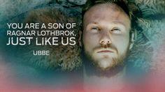 Ubbe  #Vikings