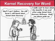 Word File Corruption Recovery