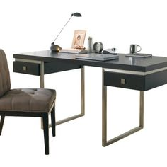 I pinned this Bentley Desk from the Sunpan Modern event at Joss and Main!