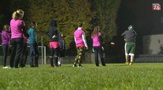 Amstetten Thunder Ladies: American Football für Frauen   Mehr unter >>> http://a24.me/1uYFS3H