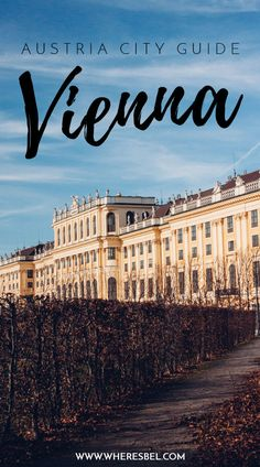 Located in the heart of Europe, Vienna seamlessly brings together imperial charm and contemporary elements like no other city I've seen before. Here's how to spend 4 days in Vienna, Austria | Things to do in Vienna / Vienna Travel / Austria Travel / Where to Eat in Vienna / Vienna Opera / #Vienna #AustriaTravel #CityGuide