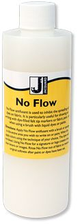 No Flow is an antifusant that will inhibit the spreading of dyes on fabric. It is particularly useful for drawing or writing with dye filled...