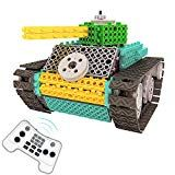 Robot Building Kit for Kids With Remote Control – Ingenious Machines Build Your Own Remote Control Tank Toy For Boys & Girls – Electronic Educational Construction Toy By ThinkGizmos Toys For Boys, Kids Toys, Build Your Own Robot, Sports Party Favors, Diy Tank, Kits For Kids, Remote Control Toys, Building Toys, Boy Or Girl