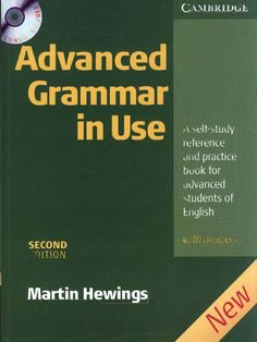 ISSUU - Advanced grammar in use martin hewings de ANDRES FELIPE SIERRA ORREGO
