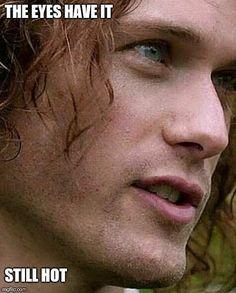 Outlander News, Serie Outlander, Sam Heughan Outlander, Sam Hueghan, Sam And Cait, Jaime Fraser, Tartan, Jamie And Claire, Dream Guy