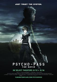 My review of PSYCHO-PASS: THE MOVIE