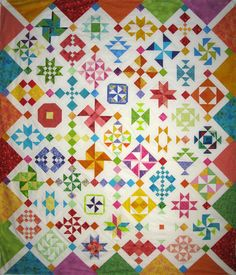 New Block of the Month | Quilting Confections