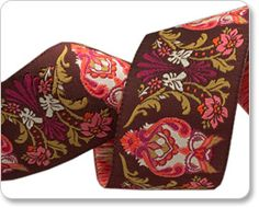 t Renaissance Ribbons, Design, manufacturing and wholesale distribution of exquisite ribbons for fashion and decor