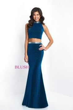 2e34cd30d69 Prom Formal Dresses Archives - Camille s of Wilmington. 2 Piece Prom DressBlush  Prom DressSexy ...