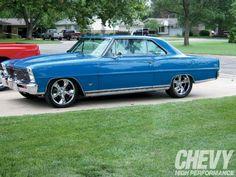 1966 Chevrolet Nova SS and More - Chevy High Performance Magazine