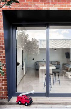 Kerferd Road House   Clare Cousins Architects