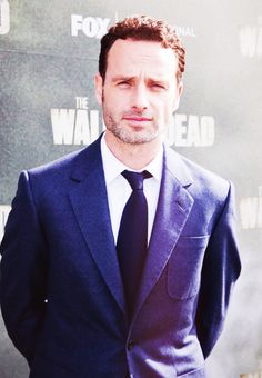 Andrew Lincoln lets just do it already.