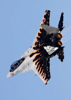 Japanese F15 Eagle Más