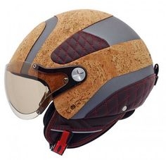 cork motorcycle helmet by nexx