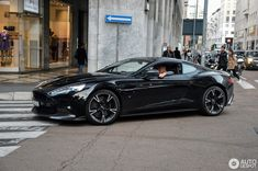 Aston Martin Vanquish S 2017 3 Aston Martin Volante, New Aston Martin, Aston Martin Cars, Aston Martin Vanquish, Cars Uk, Engin, Pedal Cars, Performance Cars, Large Photos