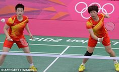 London 2012 Olympics: China and South Korea under investigation after badminton match descends into farce Badminton Match, Wembley Arena, Olympic Badminton, Sports Training, Opening Ceremony, Scandal, Investigations, South Korea, Big Ben London