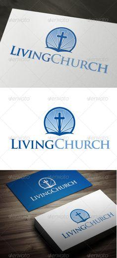Living Church - $29  http://graphicriver.net/user/debo243/portfolio