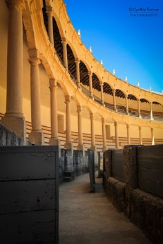 "500px / Photo ""Bullring of Ronda"" by Cynthia Vanessa"