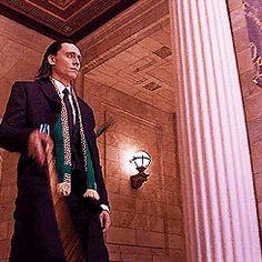 (gif) Loki and his cane
