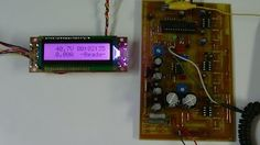 Build Your Own 3-Phase Brushless DC (a.k.a. BLDC) e-bike Hub Motor Speed Controller Board with Dashboard LCD Display Board  PIC16F876 based cheap 3 Phase Inverter (AC Controller) with Field Oriented Control