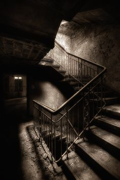 Beautiful Staircase by Andreas Gronwald, via 500px