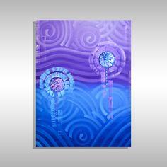Abstract Art for Sale | FL Modern Art Laelanie Larach | Laelanie Art Gallery Modern Paintings, Happy Paintings, Cool Paintings, Abstract Paintings, Dandelion Painting, Flower Painting Canvas, Flower Paintings, Abstract Art For Sale, Colorful Abstract Art