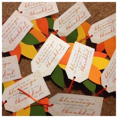 Tidbits of everyday life from a Mommy and more: Thanksgiving Napkin Holders