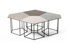 De #Odesi Penta bijzettafel. Een zeer praktische en moderne #bijzettafel. Combineer meerdere Penta bijzettafels tot een #salontafel voor een speels effect. Door de bijzondere vorm van de Penta kunnen de #tafels op veel manieren gecombineerd worden. Het tafelblad is van porselein dat krasbestendig is en zeer duurzaam. Het onderstel van staal laat de 5 hoeken in het ontwerp duidelijk terug komen. #GilsingWonen #design #wooninspiratie #interieur