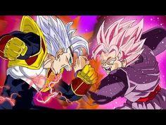 7 viên ngọc rồng siêu cấp | Goku Ssj4 Vs BabyVegeta - KamehamehaX100? Đò..