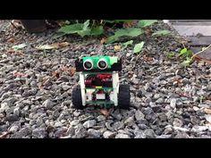 Self Balancing Robot using DC Motor (DIY 6) - YouTube